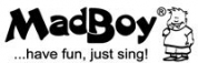 Madboy karaokelaitteet