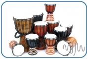 Djembe-rummut