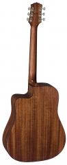 Shadow JMS-54E-SBS Lämpökäsitelty kokopuinen mikitetty kitara