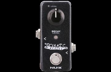 NUX Oceanic Reverb mini pedaali