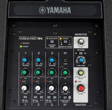 Yamaha Stagepas 1K PA-setti