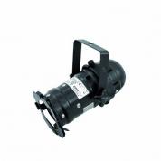 Eurolite LED PAR-16 spotti musta