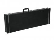 Puinen kitaralaukku sähkökitaralle