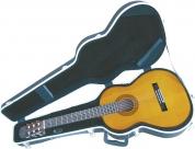 Kitaralaukku klassiselle kitaralle ABS-muovia