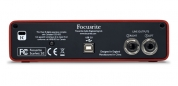 focusrite scarlett 2i2 usb audio interface äänikortti