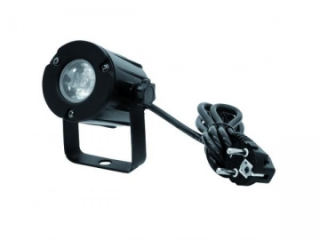 Eurolite LED PST-3W 3200K Spottivalo