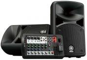 Yamaha Stagepas 400BT kannettava äänentoistojärjestelmä