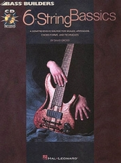 6-STRING BASS +CD / GROSS BASS BUILDERS