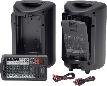 Yamaha Stagepas 600BT kannettava äänentoistojärjestelmä