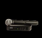SHURE BLX/SM-58 langaton mikrofonijärjestelmä