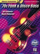 70S FUNK&DISCO BASS+CD / DES PRÉS (BASS BUILDERS)