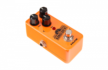 NUX Konsequent Delay mini pedaali