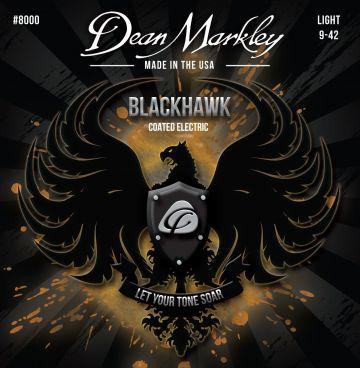 Dean Markley Blackhawk 8000 9-42 sähkökitaran kielet