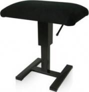 Discacciati 805 musta hydraulinen pianotuoli