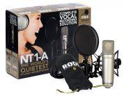 RØDE NT1-A Studio Mikrofoni