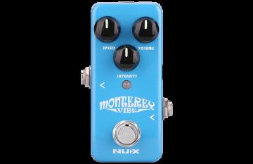 NUX Monterey Vibe mini pedaali