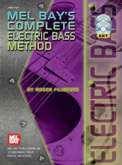 Complete Electric Bass Method Täydellinen bassonsoitto opas