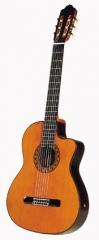 Esteve ELEC kokopuinen klassinen mikitetty kitara