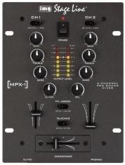 Stage Line MPX-1/CC DJ-mikseri