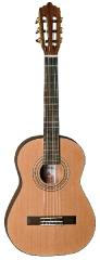 LaMancha Rubi CM53 1/2- klassinen kitara