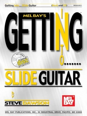 Getting In To Slide Guitar
