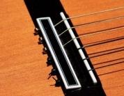 Galli Strings C7 nylon kielet jossa nupit päässä