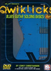 Qwiklicks blues guitar soloing basics