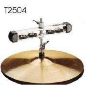 Toca T2504 Jingle stick Hi-Hat kiinnityksellä