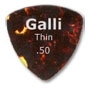 Galli A9 thin 0,50mm plektra