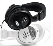 Korvakuulokkeet Alpha Audio musta/valkoinen