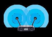 Heiteltävä langaton mikrofoni Cathbox Plus