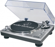 Audio-Technica AT-LP120-USB suoravetoinen ammattilevysoitin AT95