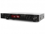 LTC-Audio 2x50W Hi-Fi/karaokevahvistin Radio/BT/USB/HDMI