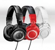 Audio Technica H-M50S studiokuulokkeet