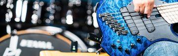 NUX B5RC langaton kitarajärjestelmä aktiivimikkikitaroille
