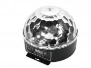 Ibiza Astro makee disco-puolipallo