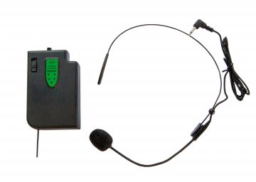 """AudioDesignPRO M2 12"""" kannettava akkukäyttöinen kaiutin+2x langatonta mikki+Singa"""