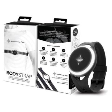 Soundbrenner Pulse bodymetronomi