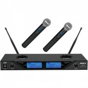 BST Audio ladattava langaton mikrofonijärjestelmä