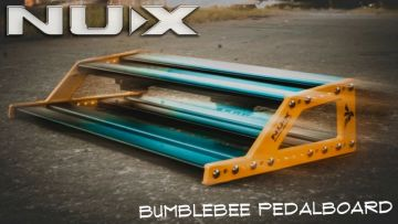 NUX Bumblebee L pedaalilauta