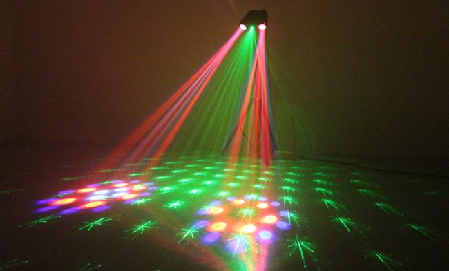 laser valo