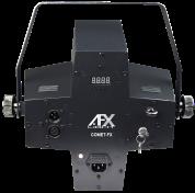 AFX Light DMX-ohjattu ydistetty LED+strobo+RG laser valoefekti