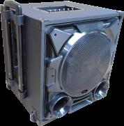 Triphonic 700W kannettava äänentoistojärjestelmä