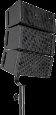 Ibiza Sound 2.1 Line Array 800W äänentoisto