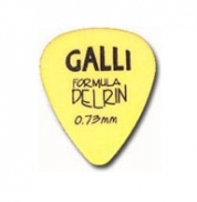 Galli  D51Y - Delrin 0,73mm plektra