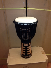 "World Rhythm Percussion 12"" djembe, 60 cm"