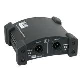 DAP-Audio PDI-200 Passiivinen Stereo DI box