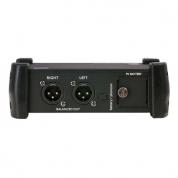 Dap Audio SDI-202 Aktiivinen Stereo DJ-box
