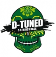 Galli D-tuned DB5R 45-130 viisikielisen bassokitaran kielet drop