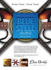 Dean Markley BLUE STEEL 10-52 2558 L.T.H.B sähkökitaran kielet